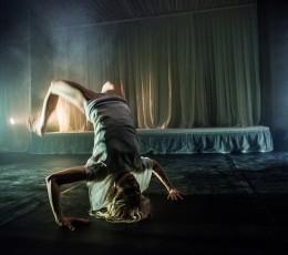 Beeld uit Touch me van Sandman/Sabine Molenaar © Gaël Maleux