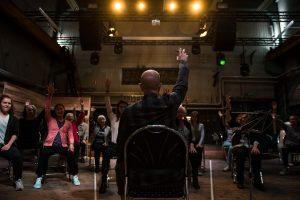 Andrew Greenwoods Movement Concert, © William van der Voort