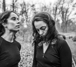 Hilde Elbers & Heather Ware in The Barren Lands?A Fine Kind of Madness © Goran Turnsek
